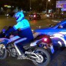 Попало на видео как в Астрахани полицейские преследуют водителей, отказавшихся остановиться