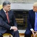 Визит Порошенко в США закончился феерическим позором предводителя свидомых