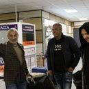 Сами Насери из «Такси» приехал в Крым в гости к «Миротворцу»