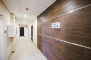Первый корпус жилого комплекса «Сердце Каспия» введен в эксплуатацию