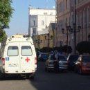 В Астрахани эвакуирована администрация и три гостиницы