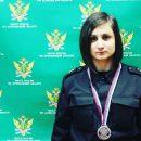 Судебный пристав из Астрахани взяла бронзу на Кубке мира по кикбоксингу