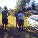 В Астрахани подростки угнали авто и катались на нем всю ночь по городу