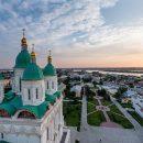 Астраханская область вошла в пятерку регионов «Территории высокого потенциала»