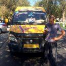 В Астрахани маршруткой управлял водитель без прав