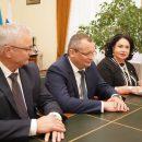 Игорь Мартынов назвал Надежду Бабкину гарантом защиты интересов Астраханской области