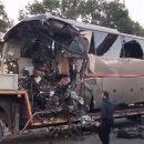 В автокатастрофе на Кубани астраханцы не пострадали