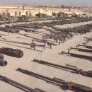 У террористов в Сирии нашли целые арсеналы оружия НАТО: видео