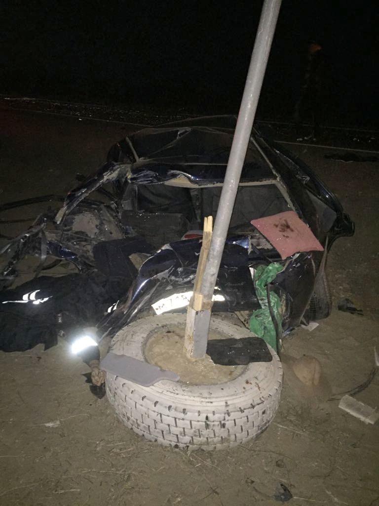 УМВД по Астраханской области начало служебную проверку после гибели полицейского в ДТП