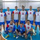 Стартовал открытый турнир Астраханской области по волейболу среди мужских команд