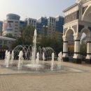 Триумфальную арку XIX века открыли к 300-летию Астраханской губернии