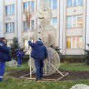 Астрахань начали украшать к Новому году