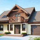 Быстрое и качественное строительство каркасных домов