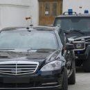 Песков рассказал о 60 «минированиях» на пути кортежа Путина