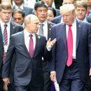 В Москве подвели итоги разговора Путина и Трампа