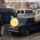 В Астрахани «маски-шоу» задержали угонщиков машин