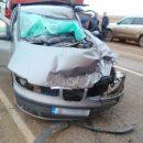 Автопоезд столкнулся с легковушкой под Астраханью, пострадал иностранец