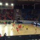 «Астраханочка» обыграла соперниц из Краснодара в рамках игр Еврокубка
