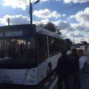 В Астрахани по Кирикилинскому мосту пустили общественный транспорт