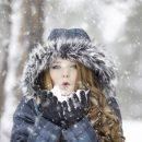 Астраханцам обещают снег