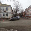 Иномарка сбила старушку на пешеходном переходе в Астрахани
