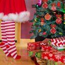 В Астрахани благотворительный фонд проводит новогодние елки для детей
