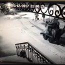 Астраханцы заметили на видео дорожные работы в снег
