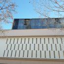 Астраханцы сигнализируют — у кинотеатра «Октябрь» отваливается кусок крыши