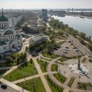 Астраханцы разыскивают спортсмена, который помог достать из реки тонущую пенсионерку