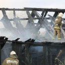 ЧП на севере Астраханской области — в доме сгорели люди