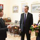 В астраханском управлении Минюста РФ новый начальник