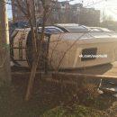 В Астрахани опрокинулась маршрутная «Газель»
