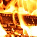 В Астрахани на пожаре обгорел мужчина