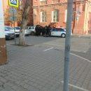 Возле Астраханской областной Думы произошло задержание