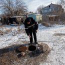 Астраханцы добились подведения канализации к своим многоквартирным домам