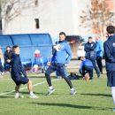 Астраханский «Волгарь» и главный тренер обсуждают возможности дальнейшего сотрудничества