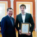Фотожурналист «Газеты ВОЛГА» получил награду от астраханского губернатора