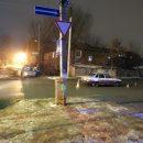 В Астрахани легковушка сбила двух студенток