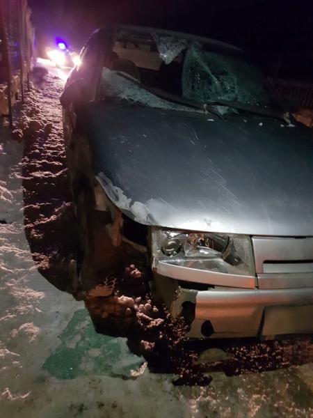 Под Астраханью пьяный водитель въехал в группу подростков, один юноша погиб