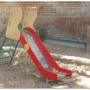 Жители астраханского села попросили у губернатора детскую площадку