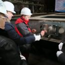 Речное круизное судно серии «Золотое кольцо» заложили на астраханском судозаводе «Лотос»