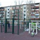 В Астрахани отремонтируют испорченный вандалами детский комплекс