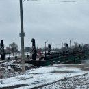 В Астраханской области перестала функционировать одна из паромных переправ
