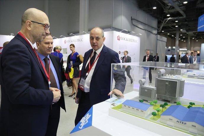 Астраханская область на инвестиционном форуме в Сочи представила проекты на 26 млрд рублей