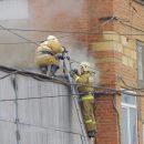 В Астрахани восьмого марта из-за шашлыков загорелся дом