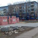 В Астрахани отремонтируют «Крепость» на Савушкина
