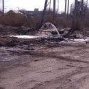 Астраханцы пожаловались на автомойку, сливающую грязную воду на асфальт