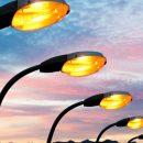 Городские власти восстановили уличное освещение после жалоб населения губернатору Астраханской области