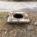 Астраханец снова снял на видео слив канализационных отходов в парке