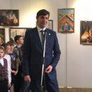В Астраханском кремле открылась фотовыставка «Святая земля. Пусть к себе…»
